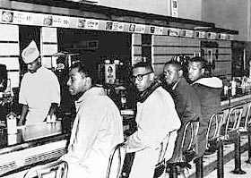 What has been the impact of the civil rights movement on crime and criminal justice